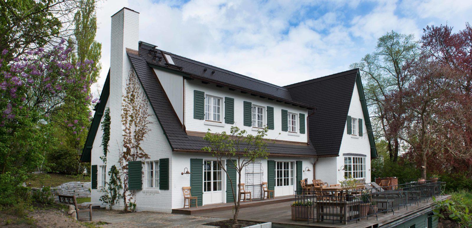 Landhaus Am Wannsee Gorenflos Architekten